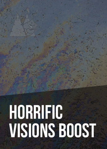 Horrific Visions boost