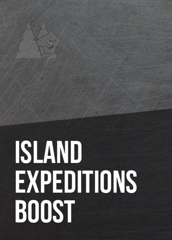 Island Expeditions Boost