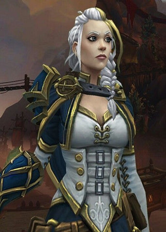 Lady Jaina Proudmoore Normal kill EU