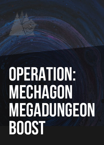 Operation: Mechagon Megadungeon Boost