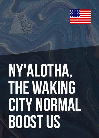 Ny'alotha, The Waking City Normal Boost US