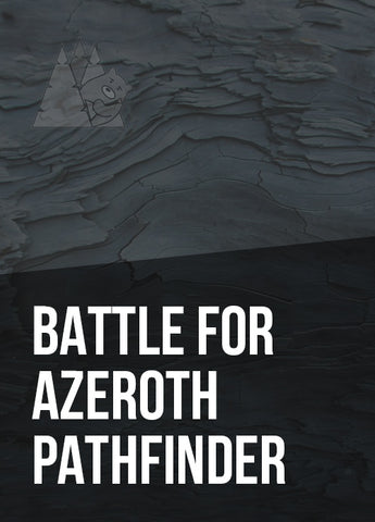 Battle For Azeroth Pathfinder