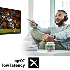 aptx Low Latency for football games tv television set box
