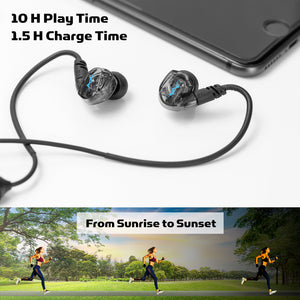 Stealth Mini Sport Earbuds