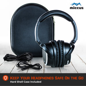 SR-71 Stealth Headphones - Miccus, Inc.