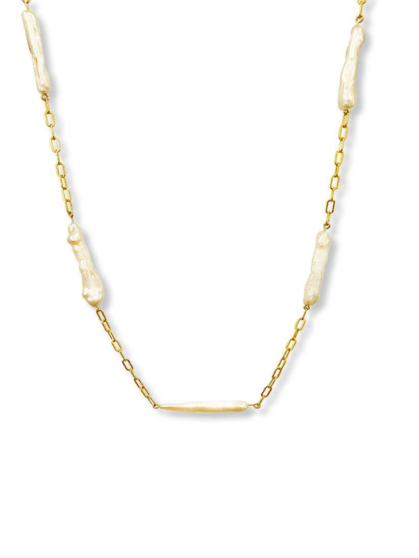 Angy Pearl Necklace