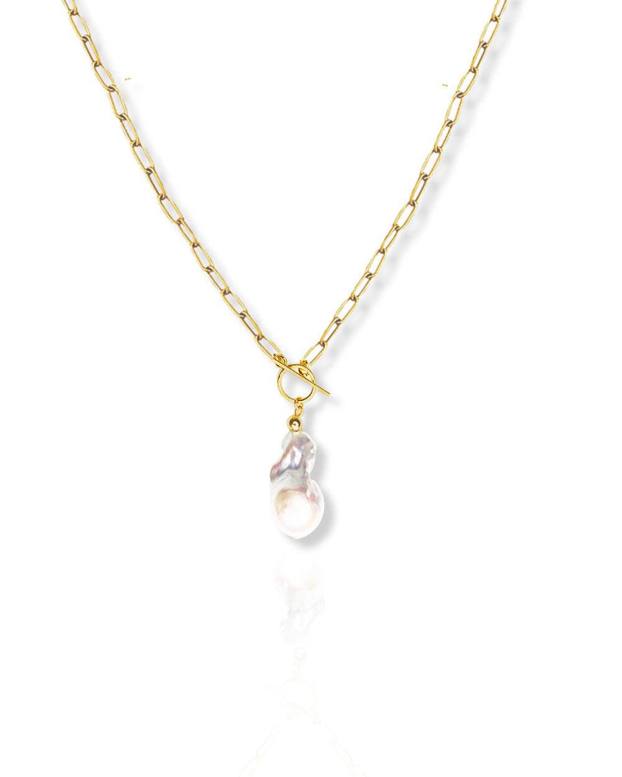 Ivy Freshwater Pearl Necklace - THE OHZO BY J