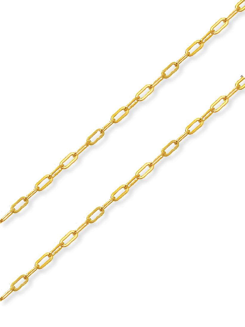 Ivy Paperclip Chain - OHZO JEWELLERY BY J
