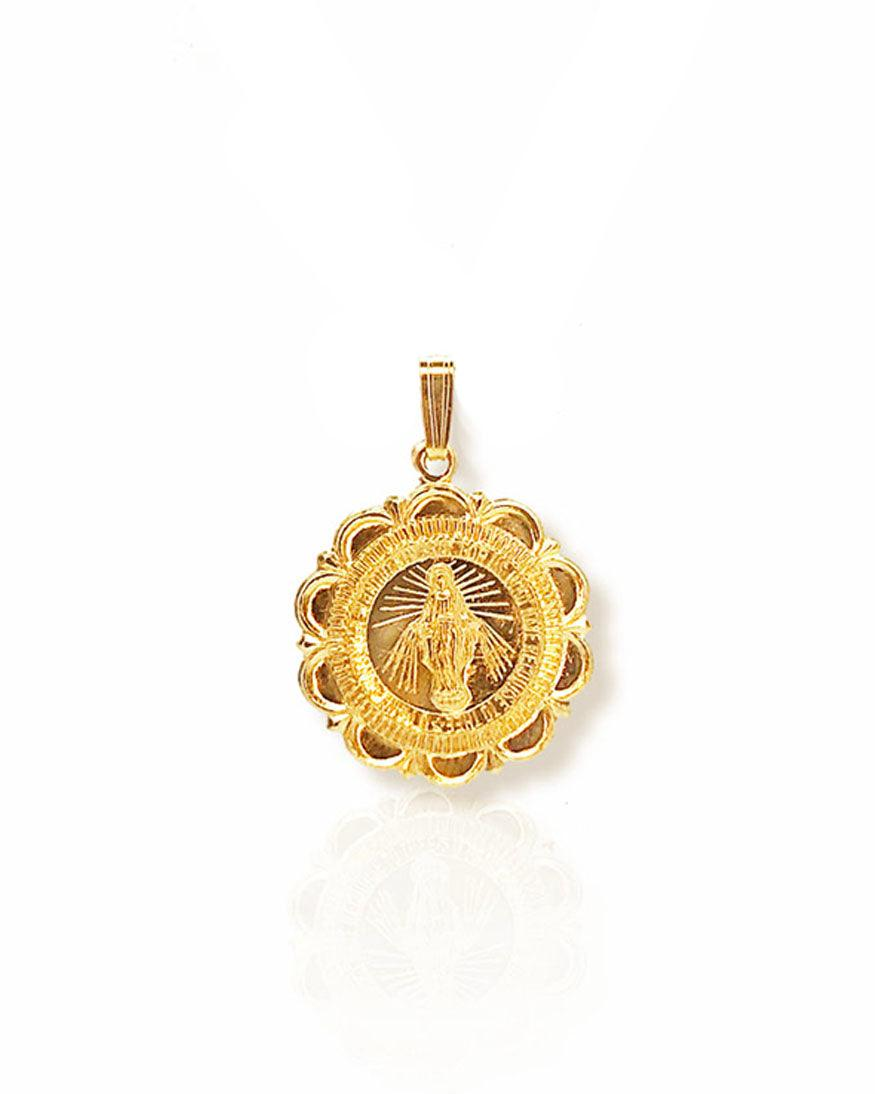 Mary Bloom Pendant - OHZO JEWELLERY BY J