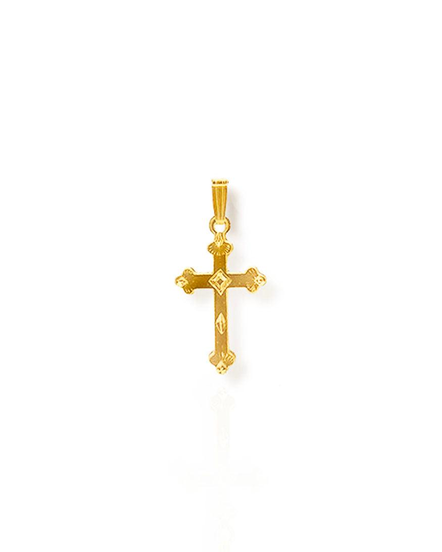 Kylie Cross Pendant - OHZO JEWELLERY BY J