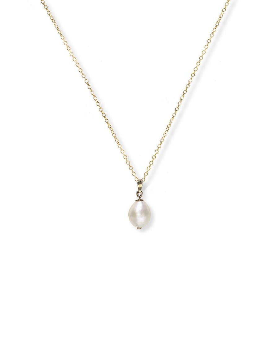 Clare Pearl Necklace - OHZO JEWELLERY BY J