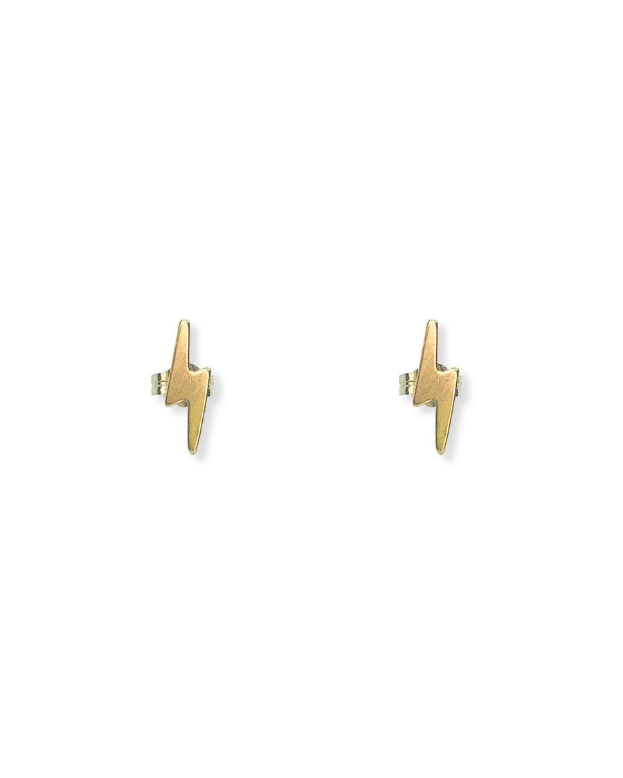 Lightening Bolt Stud - OHZO JEWELLERY BY J