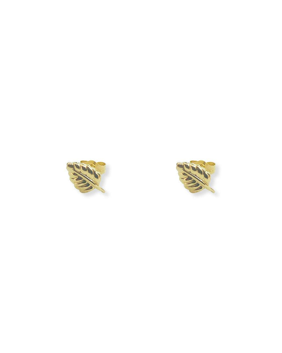 Feuille Stud - OHZO JEWELLERY BY J