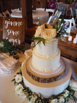 (72 Hour Notice) Wedding Consultation & Tasting