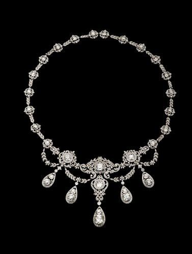 Wade Necklace, circa 1900