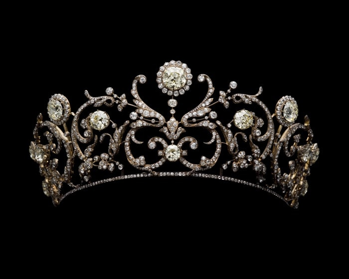 Tiara made for Princess Olga