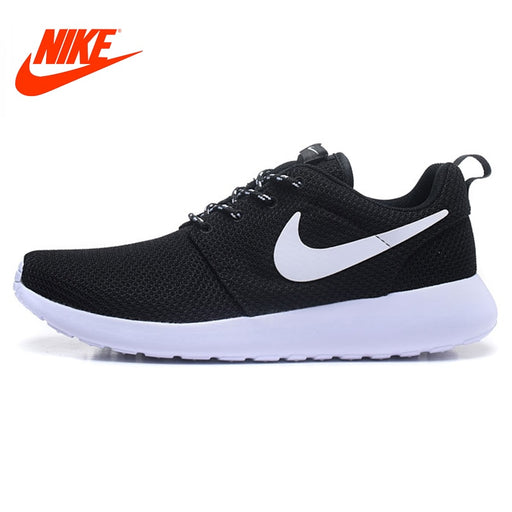 the latest 35bdb e391d Original New Arrival Authentic Nike Men s ROSHE ONE RUN Running Shoes  Sneakers Classic Breathable Good Outdoor