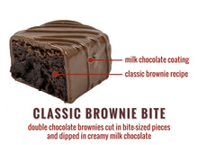 Load image into Gallery viewer, Chocolate Dipped Brownie Bites