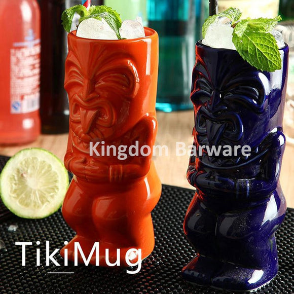Hawaii Tiki Mugs