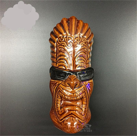 550ml Hawaii Tiki Mugs