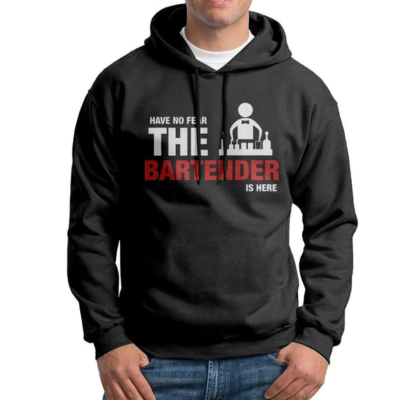 The Bartender  Hooded Sweatshirt