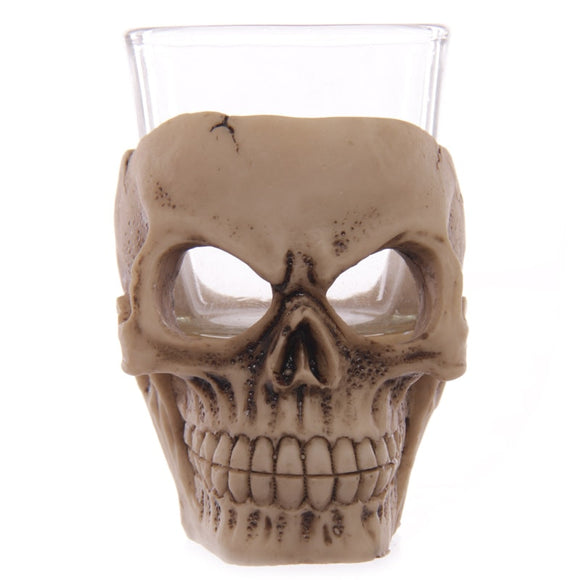1Piece Gruesome Skull Mini Shot Glass