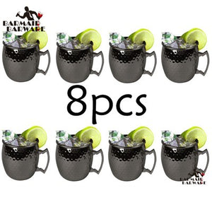 8 Pieces Moscow Mule Drinking Mug