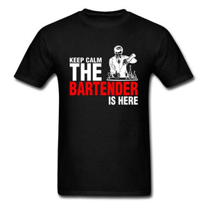Keep Calm Bartender T-shirt