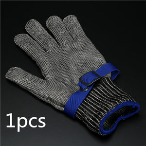 Anti-cutting Glove Cut Protection Resistent Stainless Steel