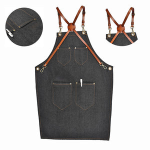 Apron Leather Strap
