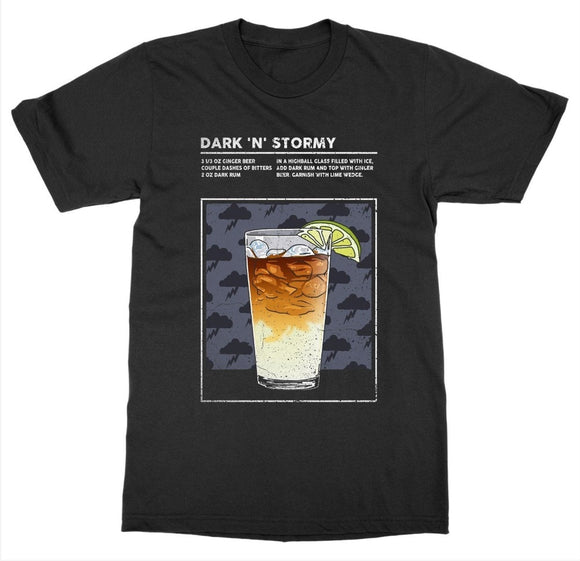 Dark 'n' Stormy T-Shirt