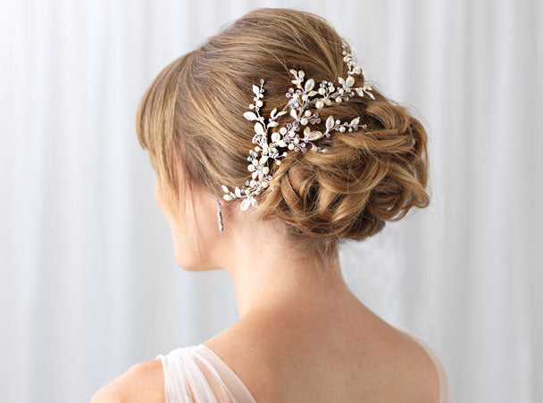 Expert Tips - Choosing the Perfect Bridal Hairpiece
