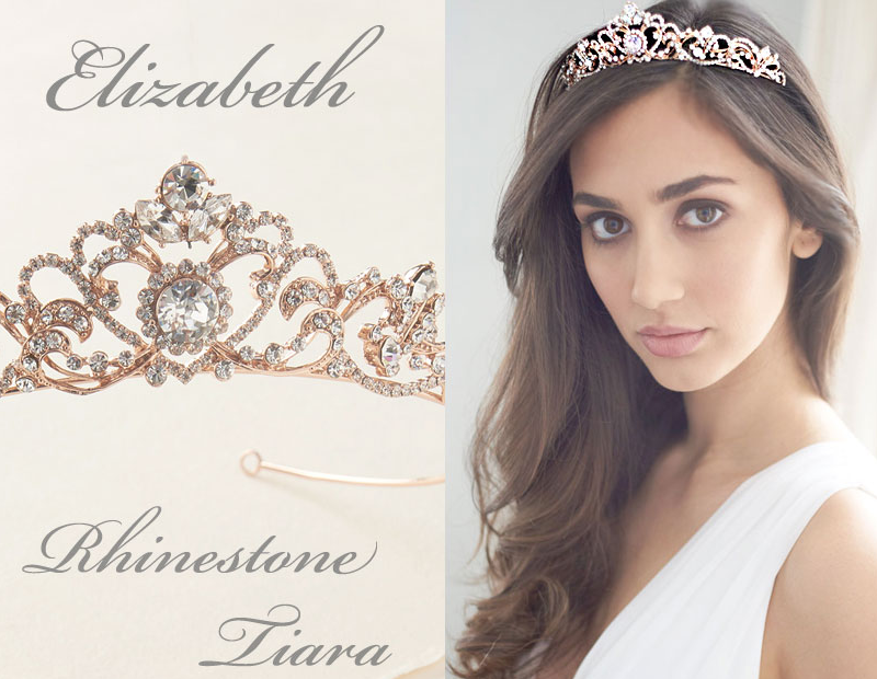 Six Bridal Tiaras Worthy of a Royal Wedding