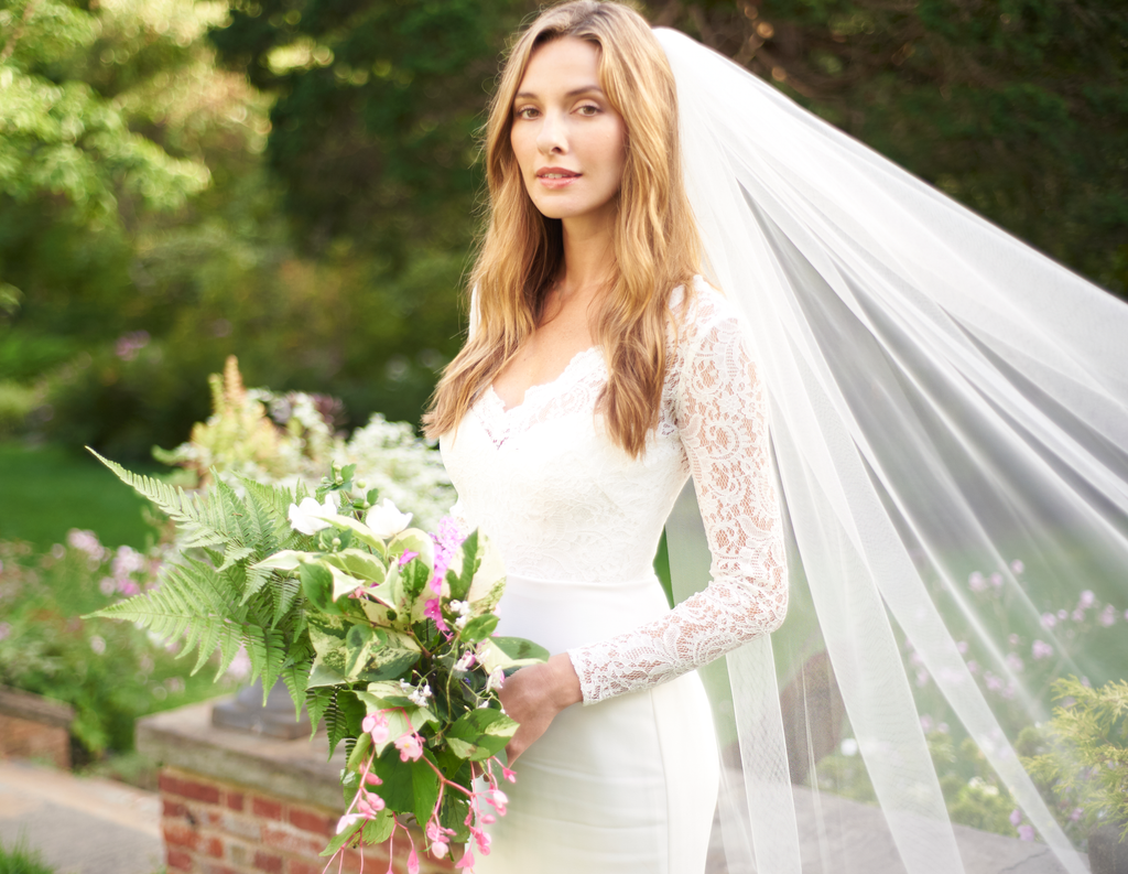 The Ultimate Guide to Wedding Veil Care