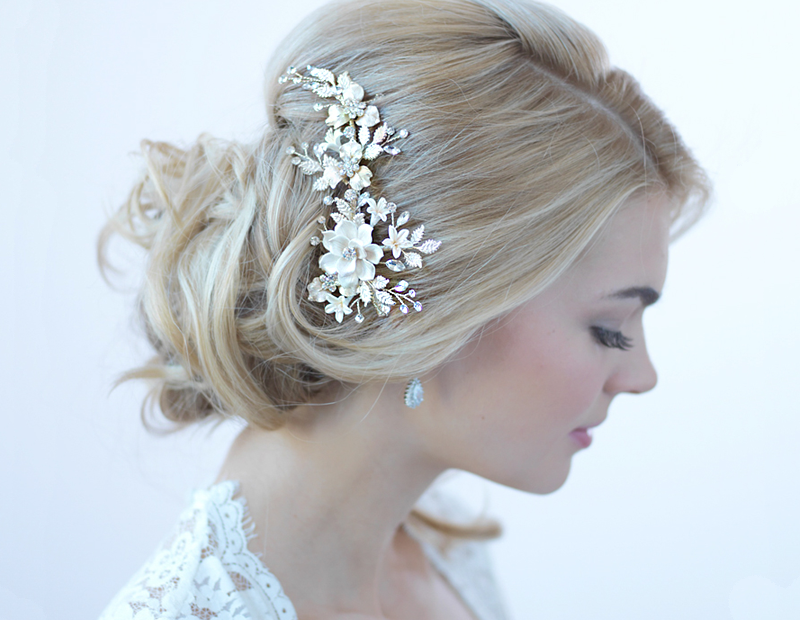 How to Choose the Best Wedding Day Hairstyle