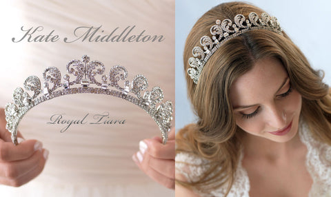 Royal Bridal Tiara