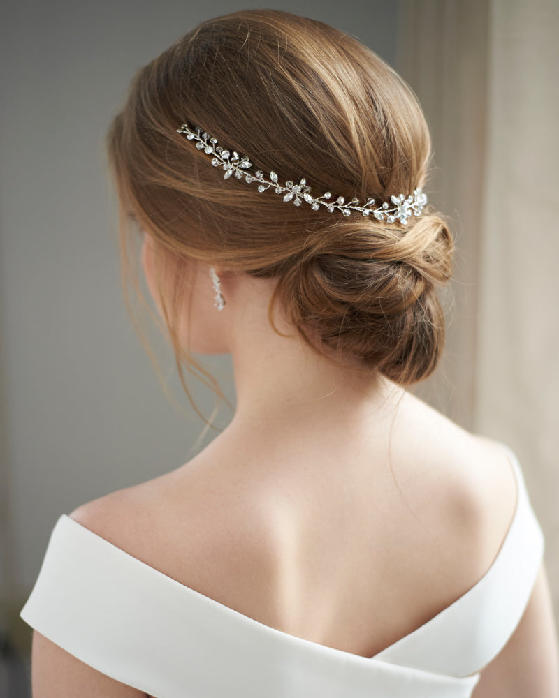 Crystal Bridal Hair Vine