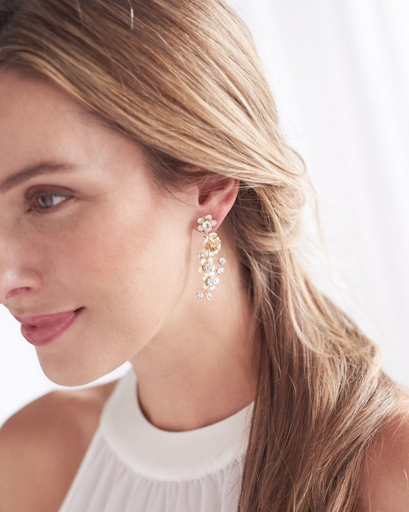 Wedding Dangle Earrings
