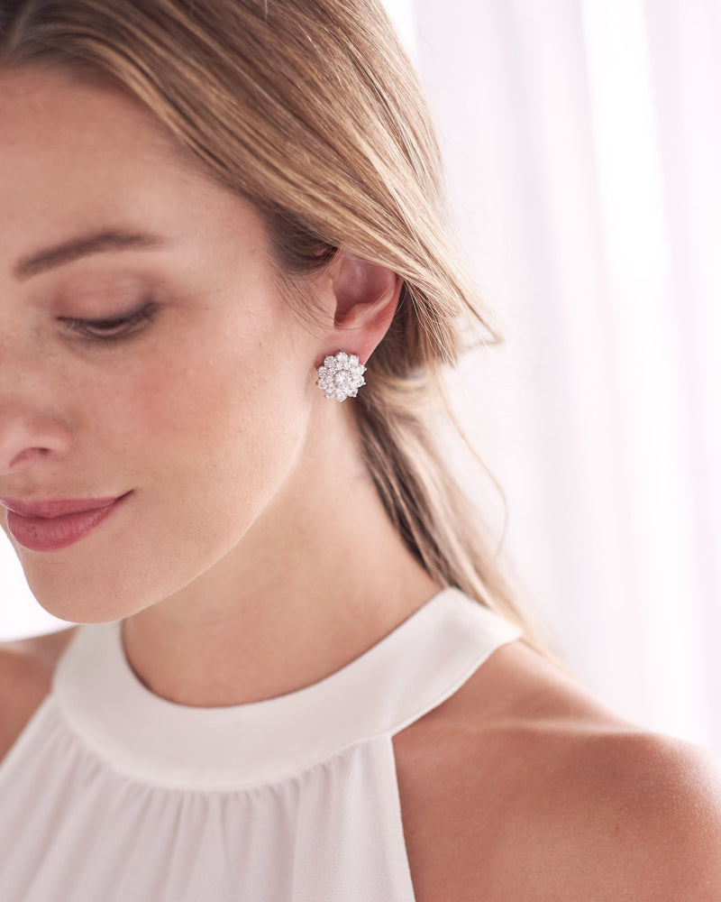 Wedding Stud Earrings