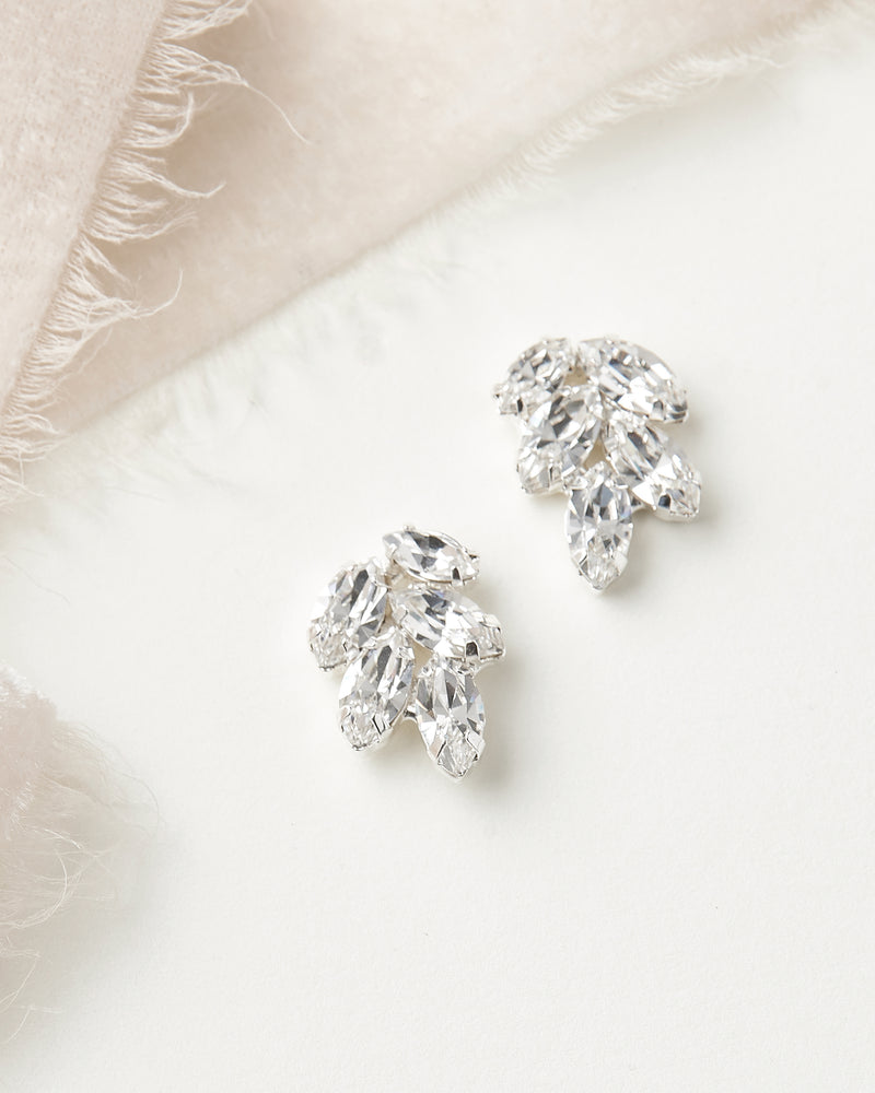 Bridal Earrings Floral