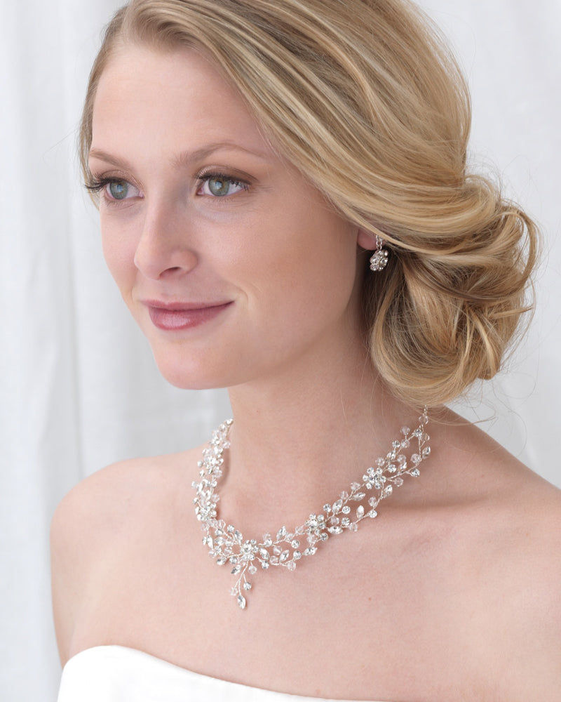 Crystal Bridal Jewelry