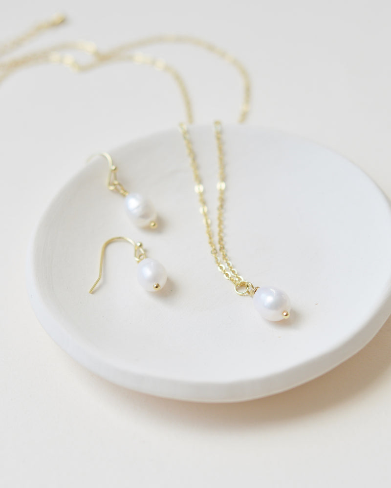Freshwater Pearl Jewelry Set