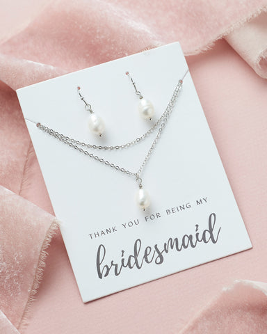 Single Pearl Bridal Bracelet