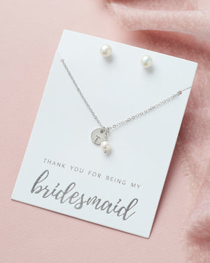 Engraved Jewelry Bridesmaids