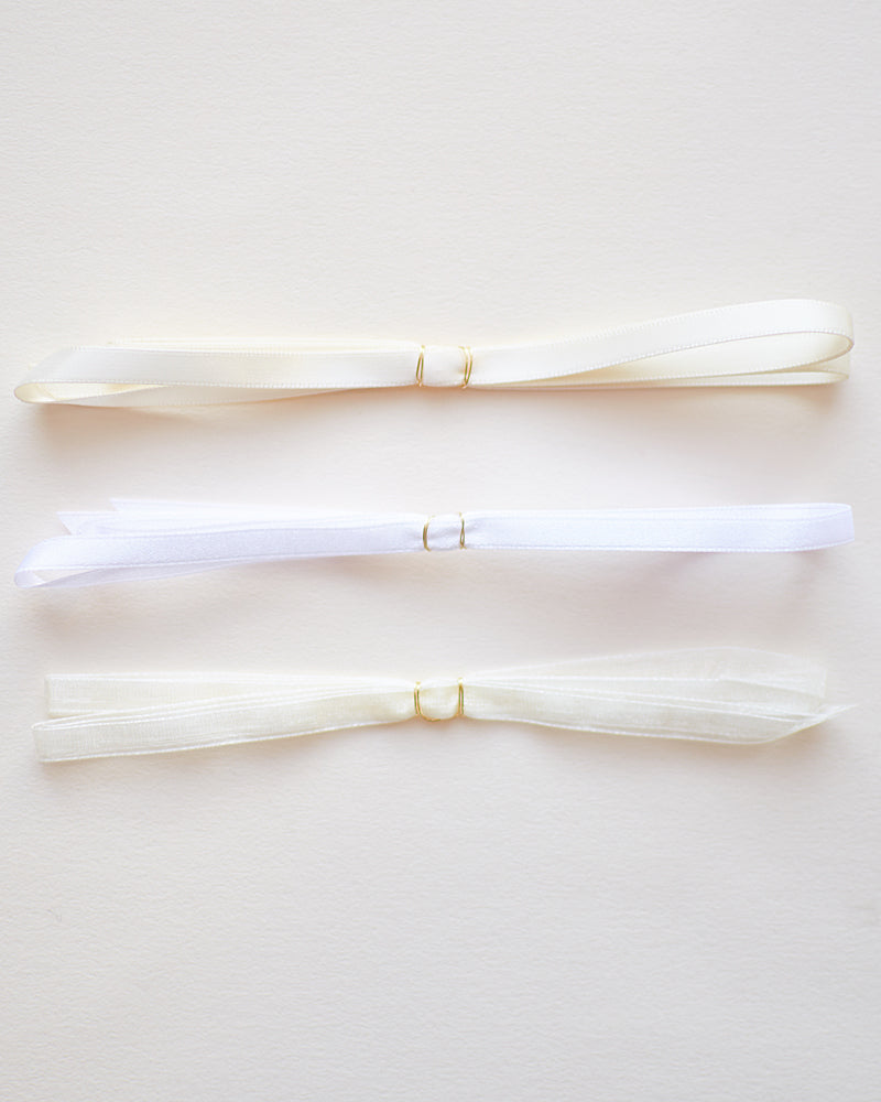 Hair Ribbons - Set of 2