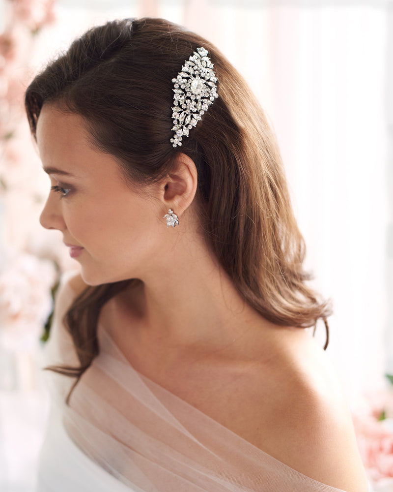 Bridal Comb Headpiece