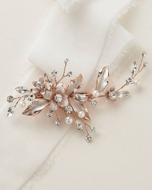 Rose Gold Hair Clip