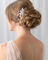 Pearl Bridal Hair Piece