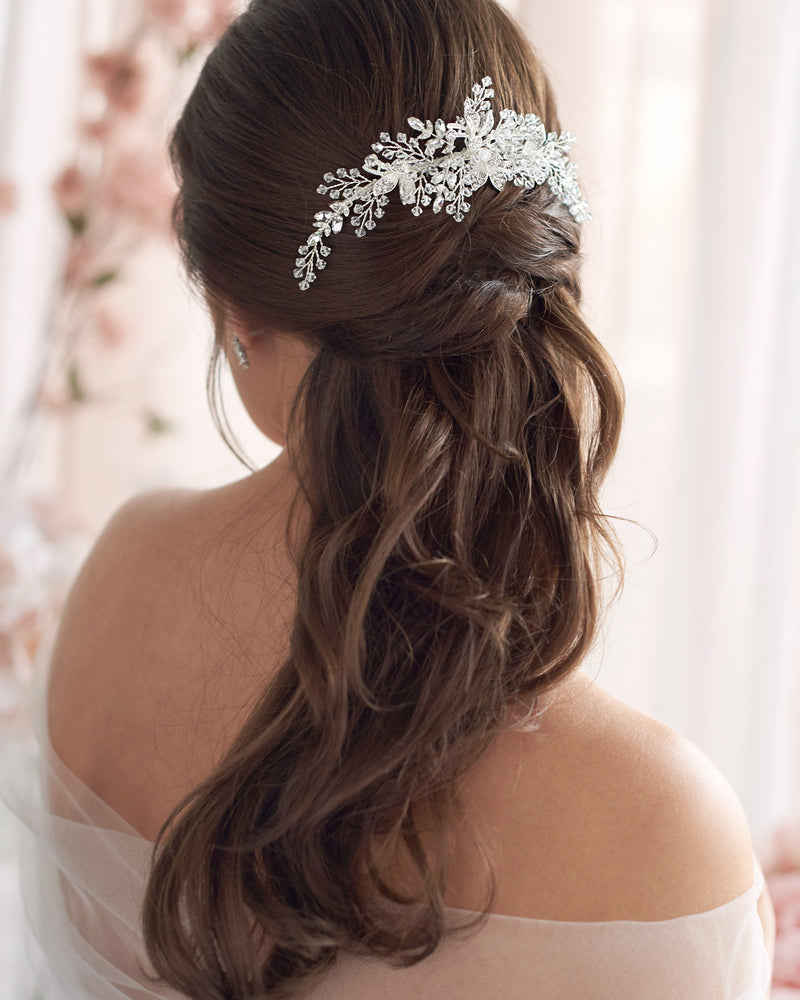 Crystal Wedding Hair Comb