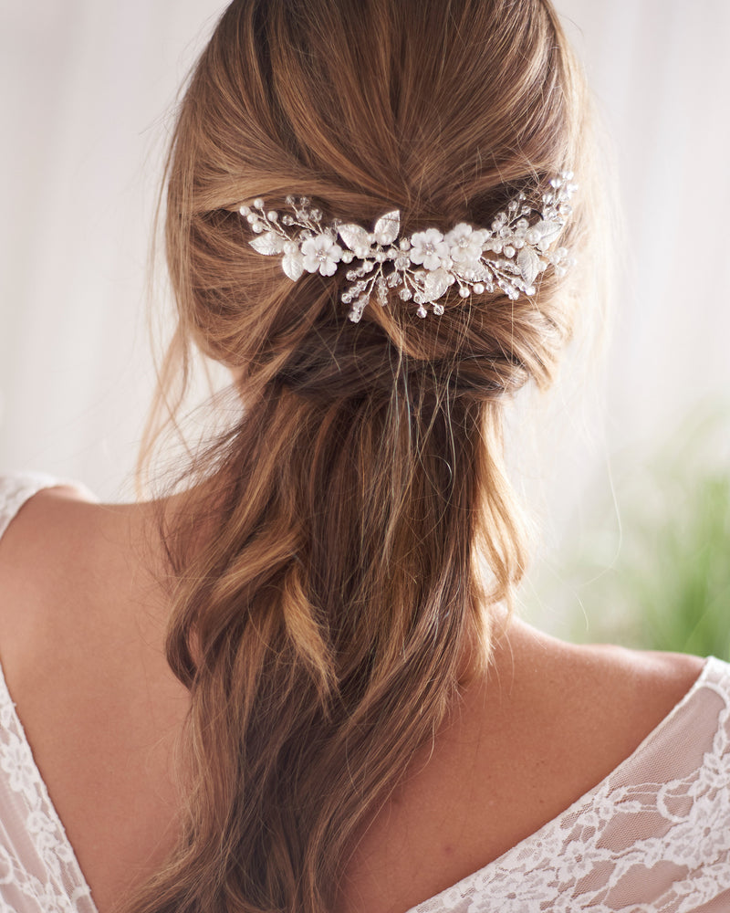 Wedding Headpiece Floral